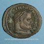Münzen Maximien Hercule, 1er règne (286-305). Follis. Carthage, 2e officine. 299-303. R/: Carthage
