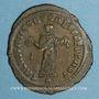 Münzen Maximien Hercule, 1er règne (286-305). Follis. Carthage, 2e officine. 303. R/: Carthage