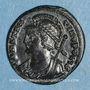 Münzen Monnayage pour Constantinople. Centenionalis. Thessalonique, 3e officine, 330-333. R/: Victoire