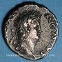 Münzen Néron (54-68). Denier. Rome, 64-65. R/: la Concorde
