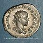 Münzen Philippe II, césar sous Philippe I (244-247). Antoninien. Rome, 246-247. R/: Philippe