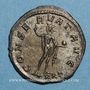 Münzen Probus (276-282). Antoninien. Ticinum. 3ème officine, 277. R/: le Soleil