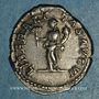 Münzen Septime Sévère (193-211). Denier. Rome, 209. R/: la Libéralité