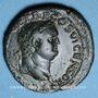 Münzen Titus, césar (69-79). Dupondius. Lyon 77-78. R/: la Paix