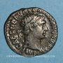 Münzen Trajan (98-117). Denier. Rome, 101-102. R/: Hercule