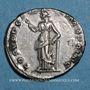 Münzen Trajan (98-117). Denier. Rome, 103-111. R/: la Paix