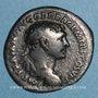 Münzen Trajan (98-117). Denier. Rome, 107. R/: la Paix