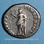 Münzen Trajan (98-117). Denier. Rome, 109. R/: la Paix