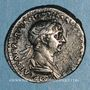 Münzen Trajan (98-117). Denier. Rome, 114-117. R/: Mars