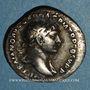 Münzen Trajan (98-117). Denier. Rome, 114. R/: la Félicité