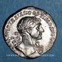Münzen Trajan (98-117). Denier. Rome, 116. R/: la Félicité
