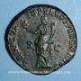 Münzen Trajan (98-117). Sesterce. Rome, 116. R/: La Félicité