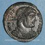 Münzen Vétranion (350). Maiorina. Siscia, 1ère officine, 350. R/: Vétranion