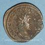 Münzen Victorin (269-271). Antoninien. Mayence ou Trèves, 270-271. R/: la Santé