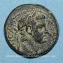 Münzen Claude (41-54). Bronze. Aizanoi (Phrygie). Socrates, magistrat