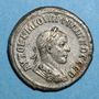 Münzen Philippe II, césar (244-247). Tétradrachme syro-phénicien. Antioche sur l'Oronte