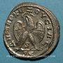 Münzen Trébonien Galle (251-253). Tétradrachme syro-phénicien. Antioche sur l'Oronte
