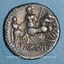 Münzen République romaine. L. Farsulei Mensor (vers 75 av. J-C). Denier
