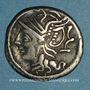 Münzen République romaine. Lucius Appuleius Saturninus (vers 104 av. J-C). Denier