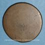 Münzen Strasbourg. Objet médailliforme en cuivre, 17-18e siècle