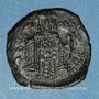 Münzen Empire de Nicée. Jean III Doukas Vatatzes (1222-1254). Tétarteron. Magnésie