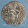 Münzen Empire de Trébizonde. Manuel I Comnène (1238-1263). Aspre