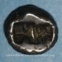 Münzen Royaume de Lydie. Epoque de Crésus (vers 561-546 av. J-C). Sicle
