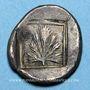 Münzen Sicile. Sélinonte. Didrachme, vers 515-470 av. J-C