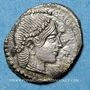 Münzen Sicile. Syracuse. 1ère République. Litra, 530-485 av. J-C
